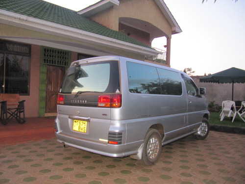 Airport transfers in Arusha